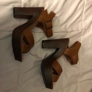 Shoes - Casual High Heels